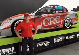 Steve Richards scores V8 SuperTourers drive