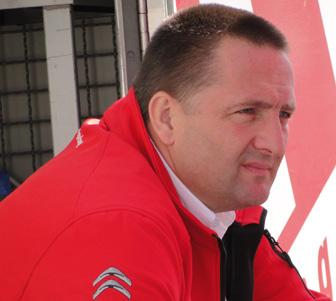 Citroen appoints new Team Principal