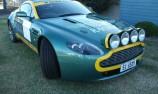 Aston Martin for gravel at ARC opener