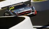 Crashed SLS on-track for Bathurst qualifying