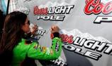 Patrick scores Nationwide pole at Daytona