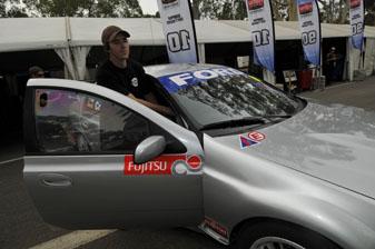 F86 Cregan EV02 11 j00827 Daniel Jilesen scores new Dunlop Series drive