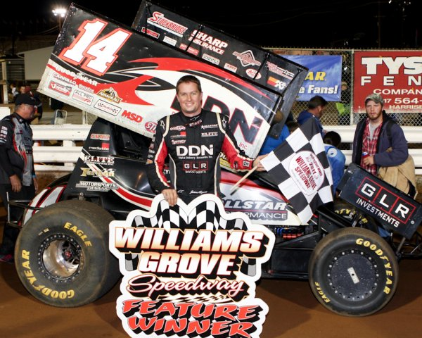 Outlaws Champ quits Sprintcars