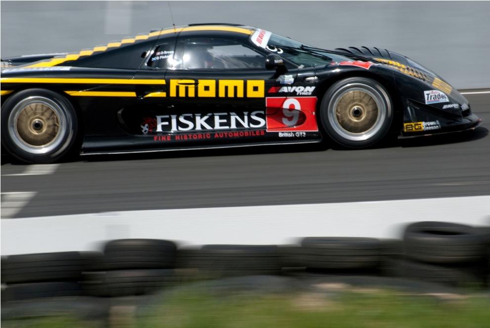 UK Mosler developer to race at Clipsal