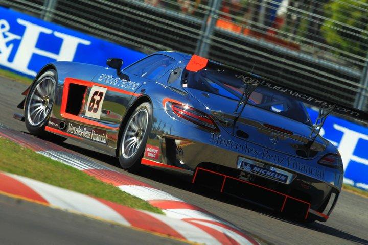 Thirty Australian GT cars for Adelaide