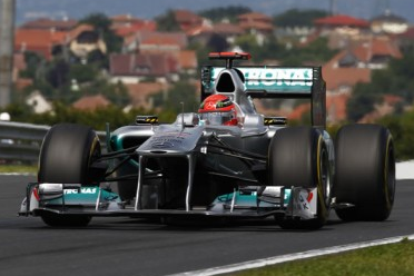 Mercedes completes shakedown of new W03