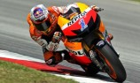 Stoner tops the times in Malaysian testing