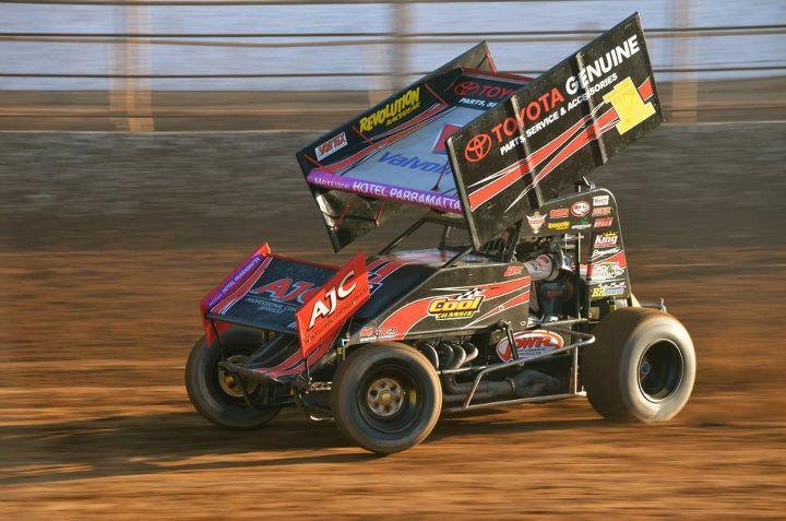 Tatnell's roll continues in Kalgoorlie