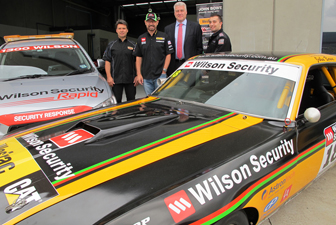 Touring Car Masters scores one-off backer