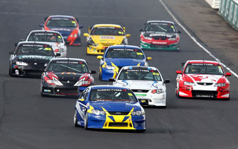 Kumho V8 Series gets own TV package