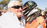 Jamie Whincup's father passes away