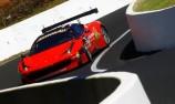 Simonsen quickest in final Bathurst practice
