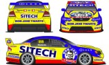 FIRST PICS: Miedecke reveals 2012 livery