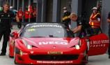Simonsen optimistic despite fuel issue