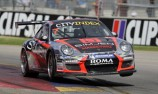 Carrera Cup returnee Alex Davison grabs pole