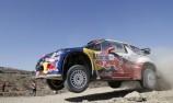Loeb edges towards Rally Mexico victory