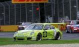 Baird wins Porsche Albert Park opener