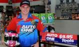 Blanchard announced as Auto One brand ambassador