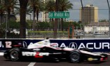 Will Power tops practice at St Petersburg