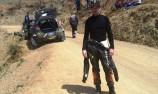Atkinson crashes at Rally Mexico