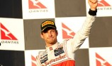 Button: McLaren in great position after important win