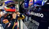 Ricciardo: Midfield start will be a new experience