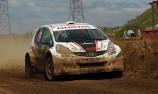 Honda makes fast start at Rally Calder