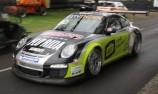 Frentzen fastest in Porsche practice