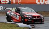 Webb borrows Morris Commodore for AGP