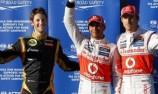Grosjean vindicated by stunning qualifying effort