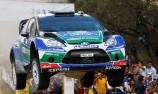 Ford World Rally Team : Mexico wrap
