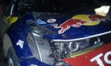 Big crash for Loeb in Portugal