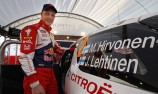 Hirvonen keeps his head in Portugal
