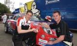 Reid grabs pole on Carrera Cup return