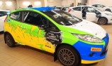 FIRST PIC: Reeves unveils 2012 WRC Academy livery