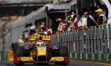 Pirelli secures Formula One test car