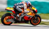 Casey Stoner leaves Sepang test on top