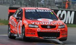 Whincup snatches Race 1 victory from Davison