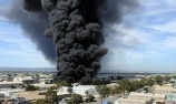 F3 team escapes major Adelaide fire