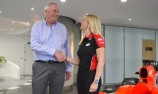 Marussia F1 team signs female test driver