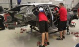 Webb's damaged Commodore ruled out of Albert Park