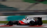 Hamilton heads another McLaren front-row lockout