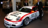 GT3 Cup competitor unveils 2012 sponsor, livery