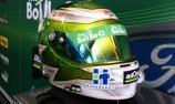Fresh helmet, fresh outlook for Reynolds