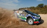 Solberg fastest over Rally Mexico qualifying stage
