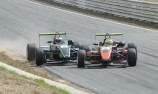 Winslow wins controversial F3 race at Symmons