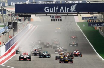 141015639KR039 Bahrain F1 G 344x224 Network Ten to broadcast F1 live into all markets
