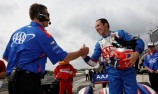 Helio Castroneves grabs pole position at Barber