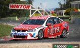 2011 Winton post-season V8 Supercars test