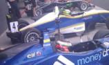 Formula 3 car sets fastest official Bathurst lap time